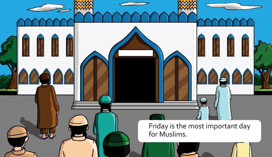 My Friday Guide - New | Arabic Playground